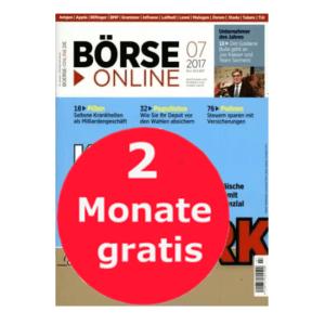 Börse Online im Abo