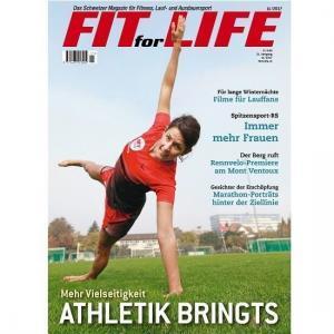 Fit for Life Zeitschrift im Abo