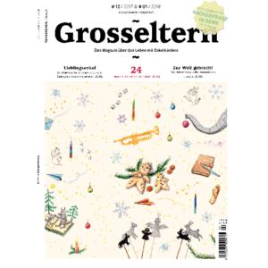 Grosseltern Magazin im Abo