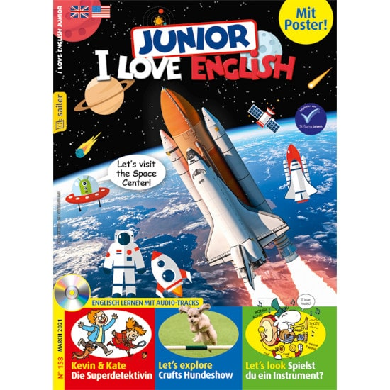 I love English Junior Abo