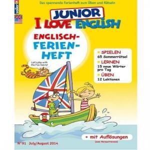 I Love English Junior im Abo
