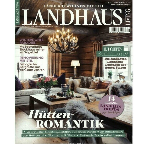 landhaus living zeitschrift abo. Black Bedroom Furniture Sets. Home Design Ideas
