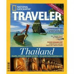 National Geographic Traveler im Abo
