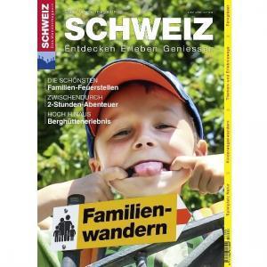 Wandermagazin Schweizim Abo