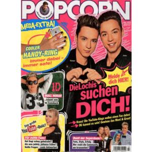 Popcornn im Abo
