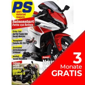 PS Motorrad Abo
