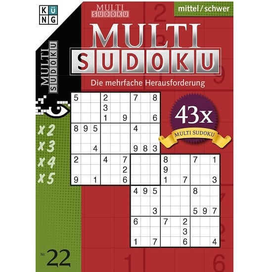 Multi Sudoku im Abo