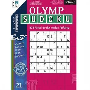 Olymp Sudoku im Abo