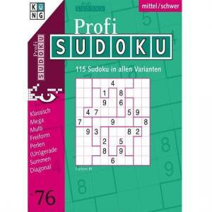 Profi Sudoku im Abo