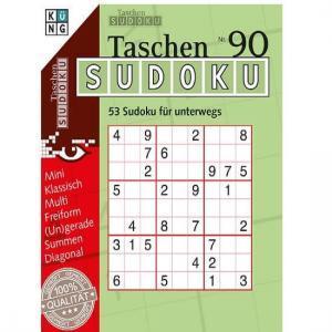 Taschen Sudoku im Abo