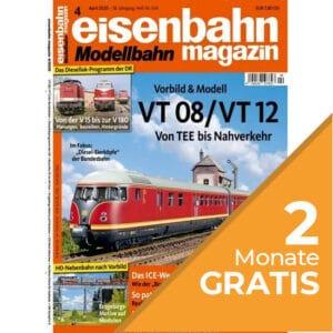 Eisenbahn Magazin Abo