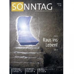 Sonntag Zeitschrift Abo
