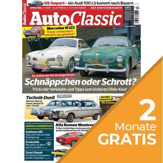Auto Classic Zeitschrift