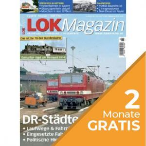 Lok Magazin Abo