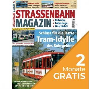 Strassenbahn Magazin Abo