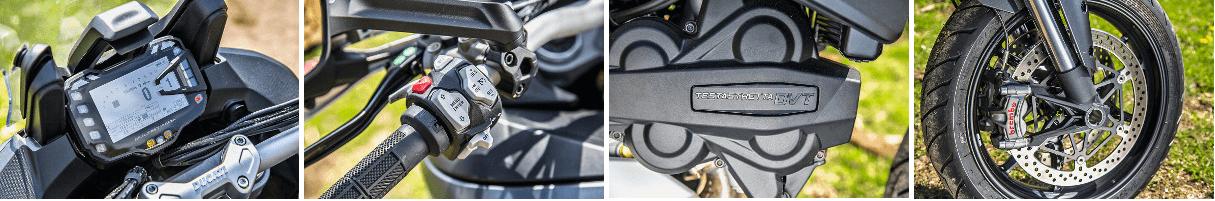 Ducati Multistrada 1200 Spezialteile