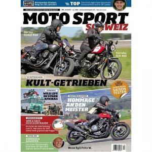 Motor Sport Schweiz im Abo