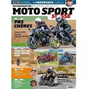 Motor Sport Suisse en abonnement
