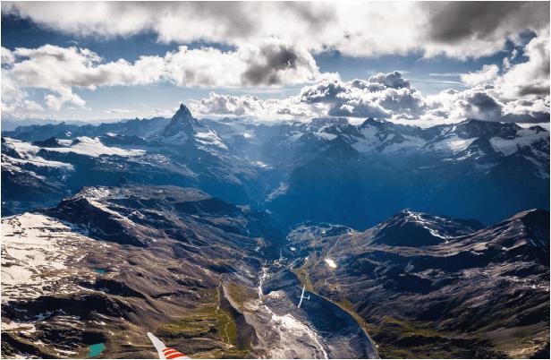 östlich Zermatt