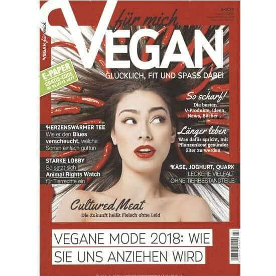 Vegan für mich Zeitschrift im Abo
