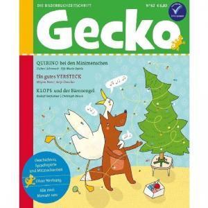 Gecko Zeitschrift im Abo