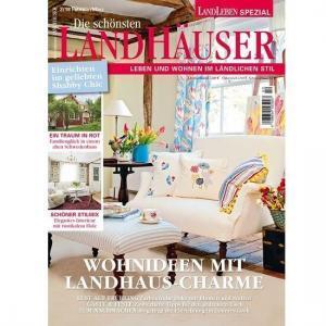 Die schönsten Landhäuser Zeitschrift im Abo
