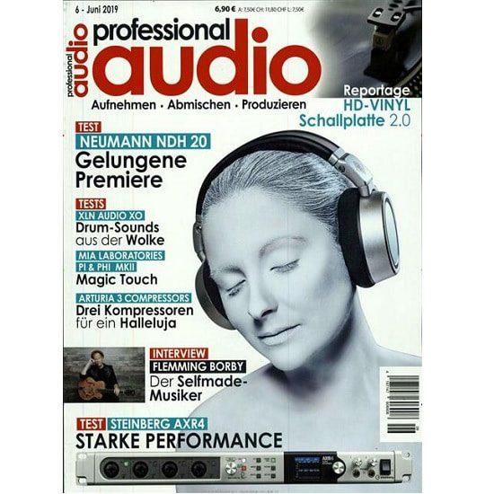 Professional Audio Abo
