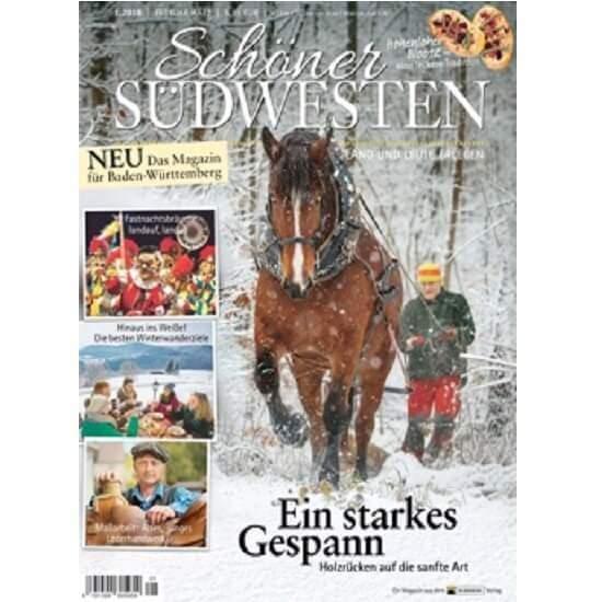 Schöner Südwesten Zeitschrift im Abo
