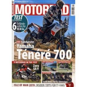Motorrad Zeitschrift im Abo