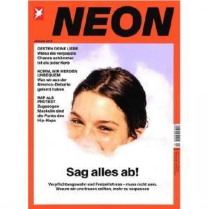 Neon Zeitschrift im Abo