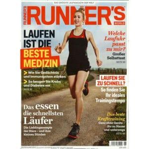 Runner's World Zeitschrift im Abo