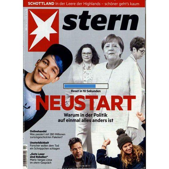 Stern Zeitschrift im Abo