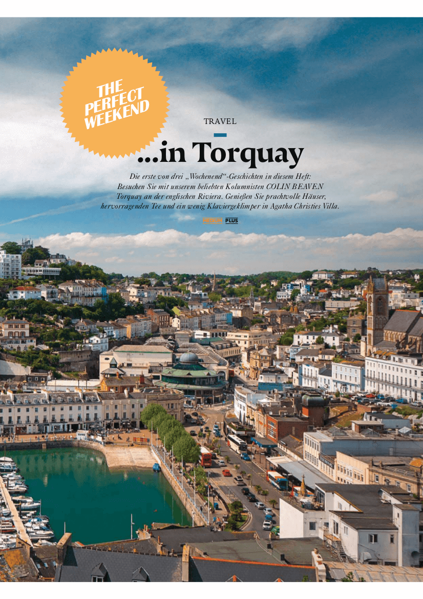Torquay - the perfect weekend
