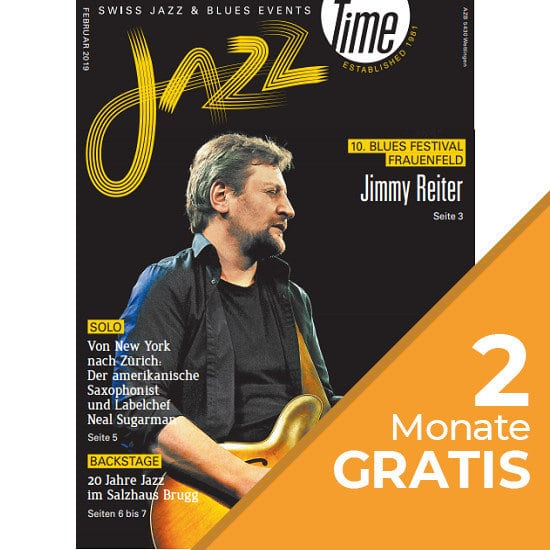 Jazztime Swiss Jazz & Blues Event Abo