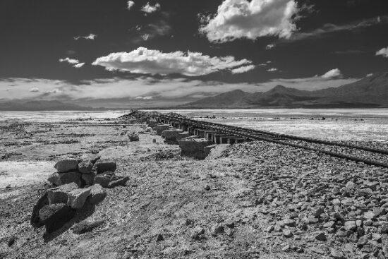 Bahnverbindung von Bolivien
