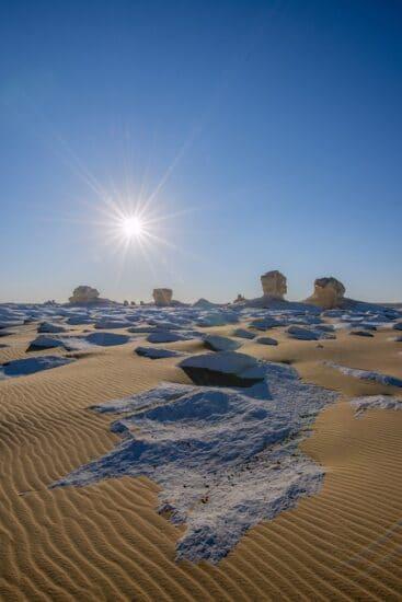 Libyschen Wüste, Ägypten