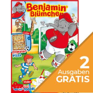 Benjamin Blümchen Abo
