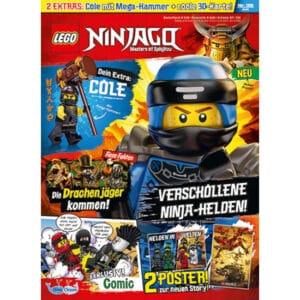 Lego Ninjago Abo