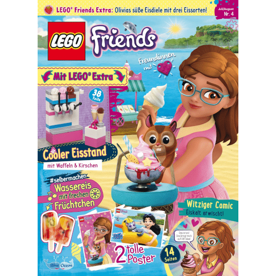 Lego Friends Abo