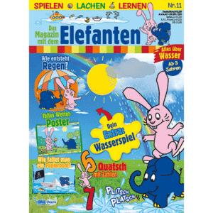 Das Magazin mit dem Elefanten Abo