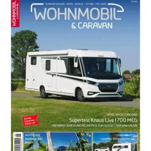 Wohnmobil und Caravan Abo