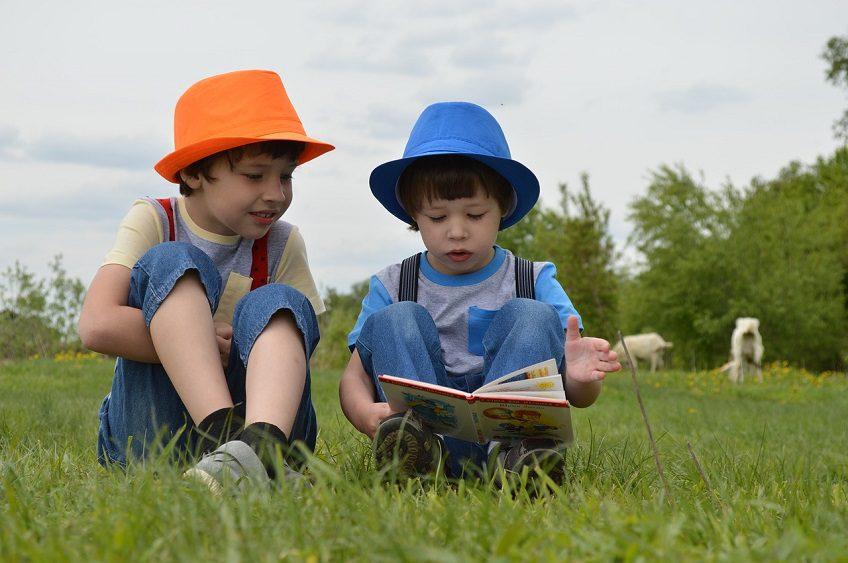 Kinder lesen Zeitschrift - aboandmore.ch